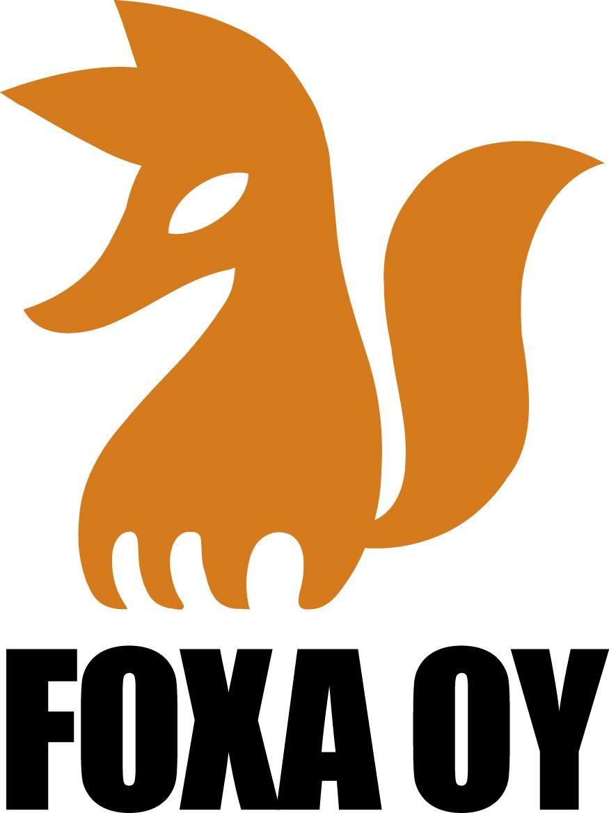Foxa_logo_musta teksti